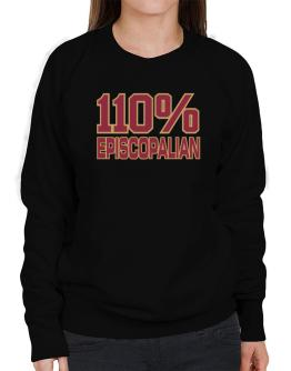 110% Episcopalian Sweatshirt-Womens