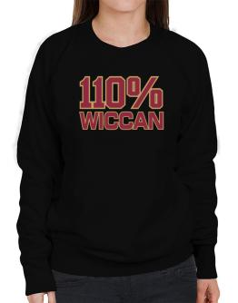 110% Wiccan Sweatshirt-Womens