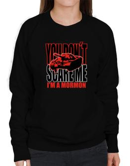 Dont Scare Me Sweatshirt-Womens