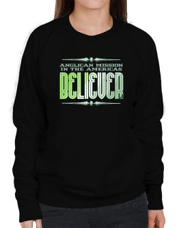 Anglican Mission In The Americas Believer Sweatshirt-Womens