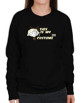 This Is My American Mission Anglican Costume Sweatshirt-Womens