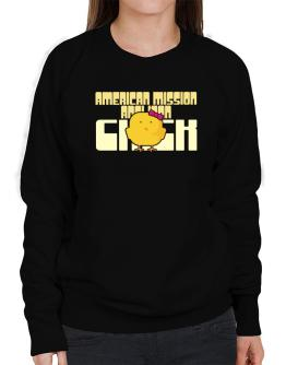 American Mission Anglican Chick Sweatshirt-Womens