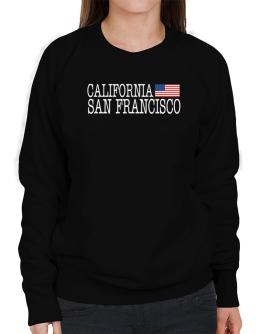 San Francisco State Sweatshirt-Womens