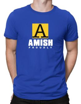 Proud To Be Amish Men T-Shirt