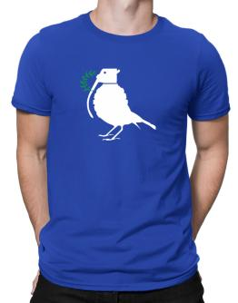 Dove grenade Men T-Shirt