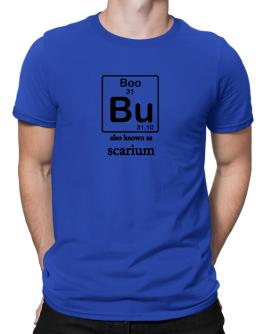 Boo scary element Men T-Shirt