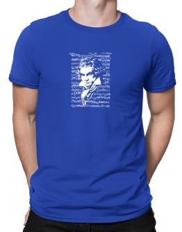 Beethoven symphony Men T-Shirt