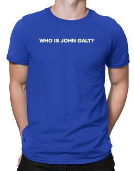 Who is John Galt? Men T-Shirt