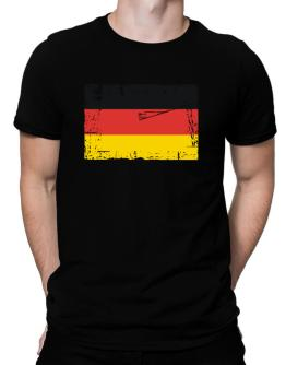 """ Germany - Vintage Flag "" Men T-Shirt"