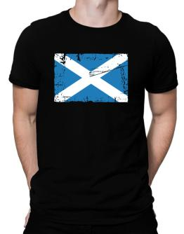 "Polo de "" Scotland - Vintage Flag """