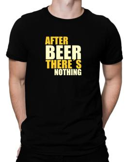 After Beer There