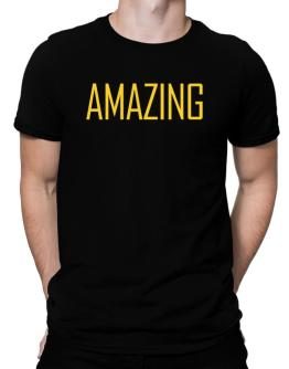 Amazing - Simple Men T-Shirt