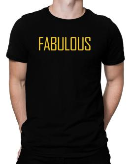 Fabulous - Simple Men T-Shirt