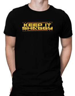 Keep It Shaggy Men T-Shirt