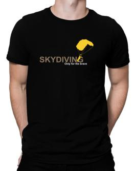 Polo de Skydiving - Only For The Brave
