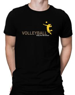 Polo de Volleyball - Only For The Brave