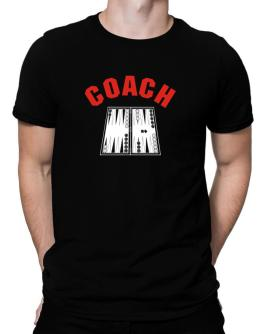""" Backgammon COACH "" Men T-Shirt"