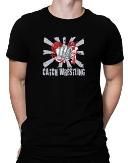 Catch Wrestling Fist Men T-Shirt