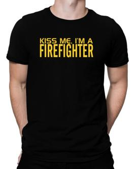 Polo de Kiss Me, I Am A Firefighter