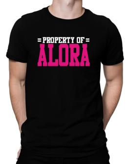 Property Of Alora Men T-Shirt