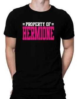 Property Of Hermione Men T-Shirt