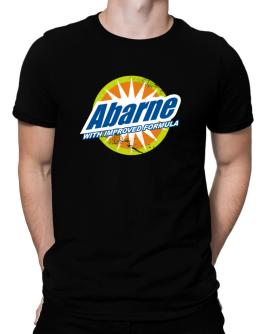 Abarne - With Improved Formula Men T-Shirt