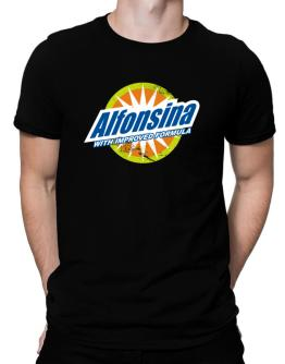 Alfonsina - With Improved Formula Men T-Shirt