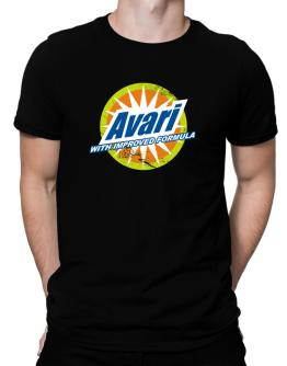 Avari - With Improved Formula Men T-Shirt