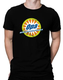 Opa - With Improved Formula Men T-Shirt