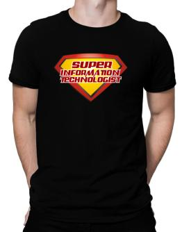Super Information Technologist Men T-Shirt