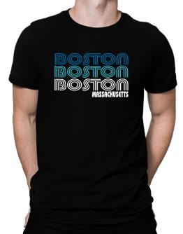 Boston State Men T-Shirt