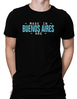 MADE IN Buenos Aires - ISO CODE Men T-Shirt