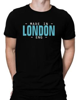 MADE IN London - ISO CODE Men T-Shirt