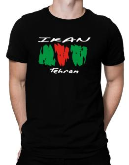 Brush Tehran Men T-Shirt