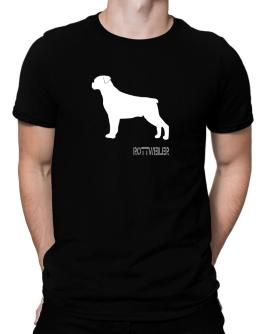 Polo de Rottweiler Stencil / Chees