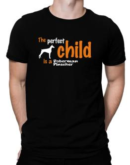Polo de The Perfect Child Is A Doberman Pinscher
