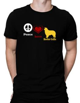 Polo de Peace, Love, Border Collie
