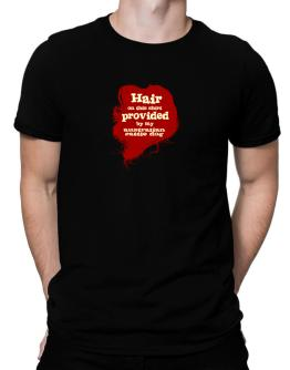 Hair On This Shirt Provides Or By Muestra Men T-Shirt