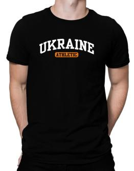Ukraine Athletics Men T-Shirt