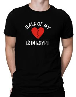 Half Of My Heart Is In Egypt Men T-Shirt