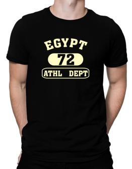 Egypt 72 Athl Dept Men T-Shirt