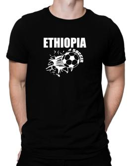 All Soccer Ethiopia Men T-Shirt