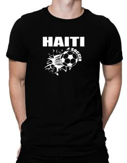 Polo de All Soccer Haiti