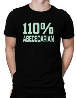 110% Abecedarian Men T-Shirt