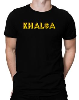 Khalsa Men T-Shirt