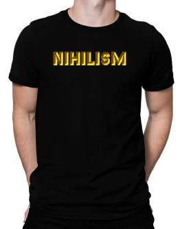 Nihilism Men T-Shirt