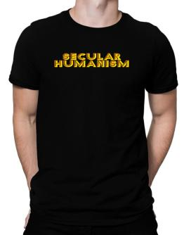 Secular Humanism Men T-Shirt