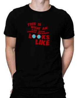 This Is What An Ame Zion Church Member Looks Like Men T-Shirt