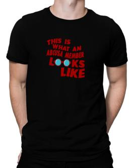 This Is What An Abcusa Member Looks Like Men T-Shirt