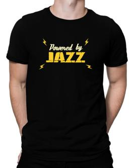 Powered By Jazz Men T-Shirt